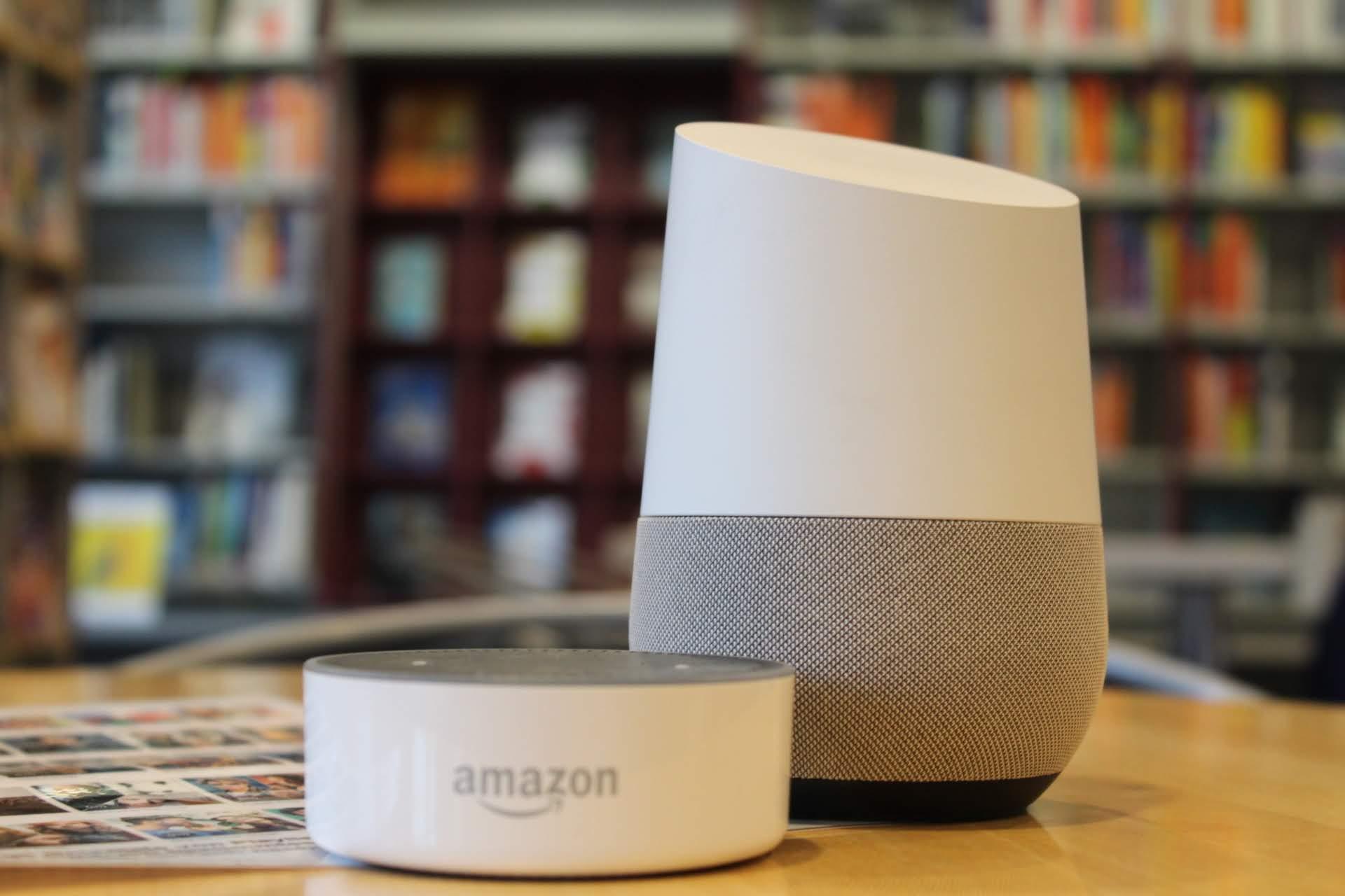 Amazon Smart Home Geräte