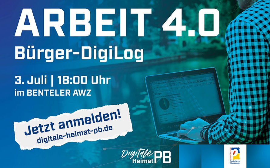 DigiLog-Arbeit-4-0