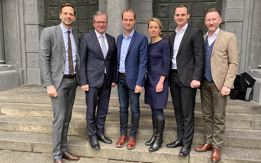 FDP Landtagsfraktion besucht Paderborn
