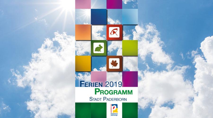 Ferienspiele und Programm 2019 in Paderborn