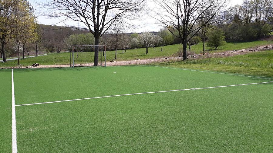 Fussballfelder in Paderborn