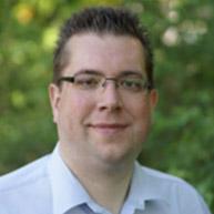 Ratsherr Florian Rittmeier, stellvertretender Vorsitzender