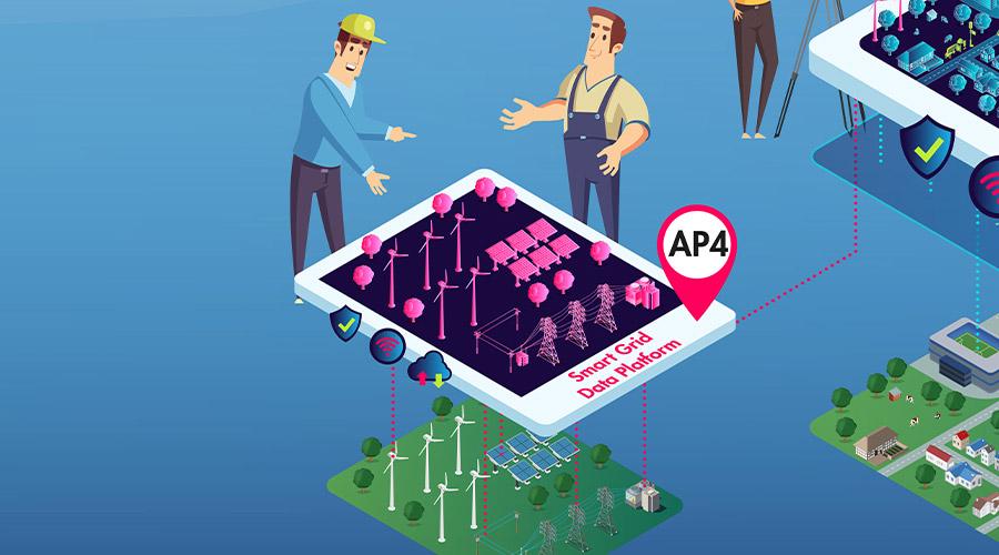 Zur Kategorie: SmartGridDataPlatform (AP4).