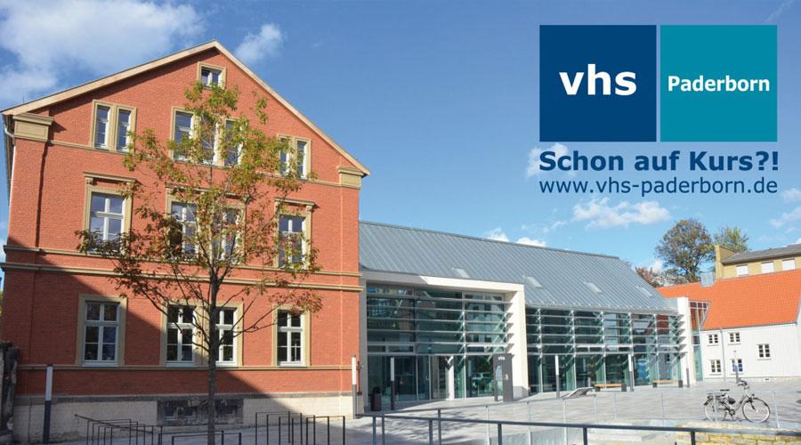 VHS Kursbuchung in Paderborn