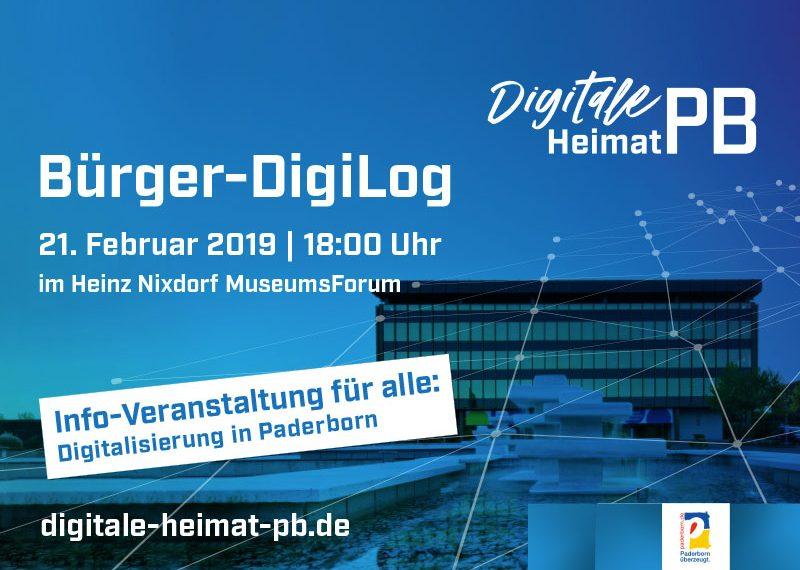 Digitalisierung im DigiLog